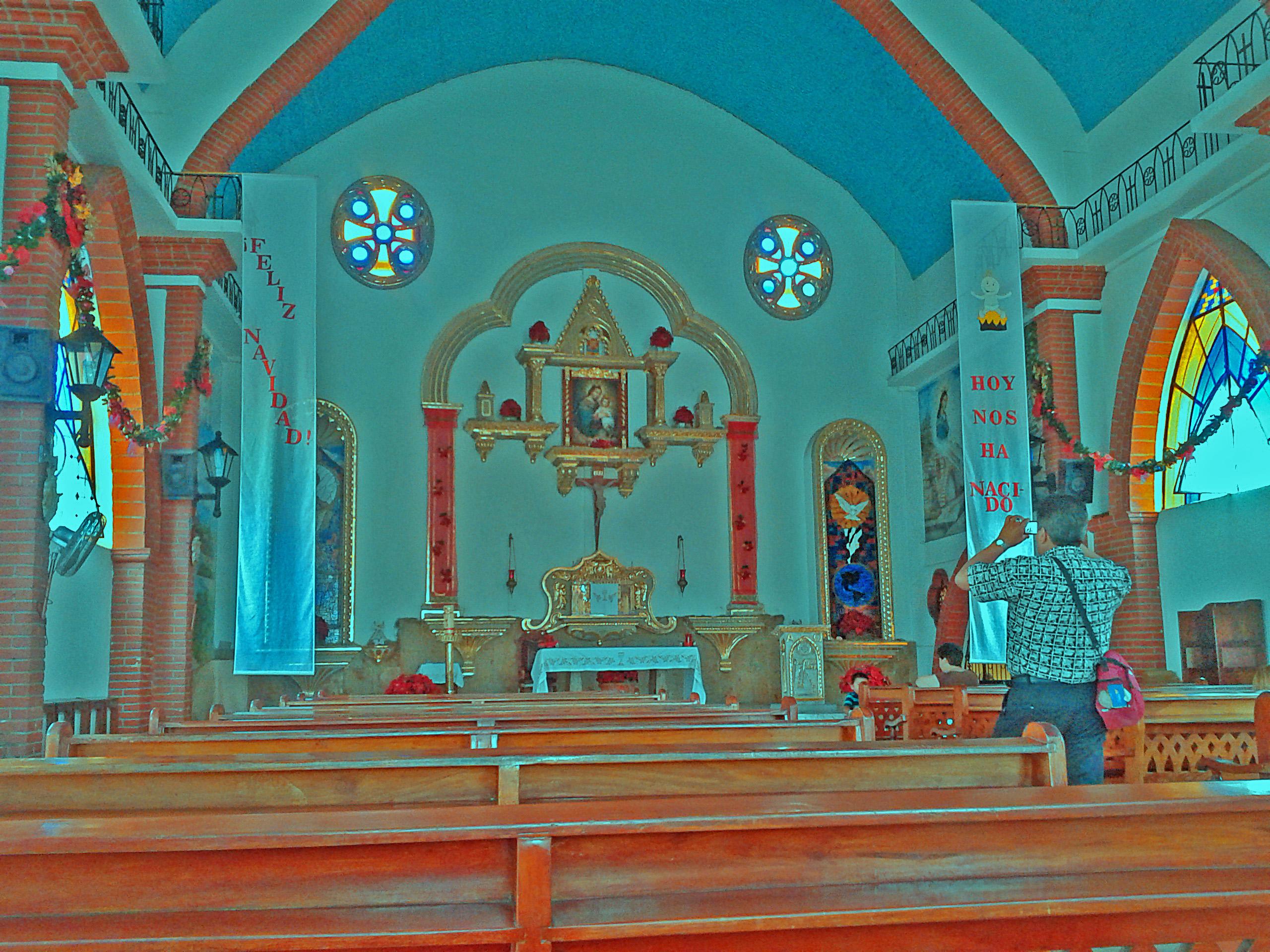 The Other Puerto Vallarta Church