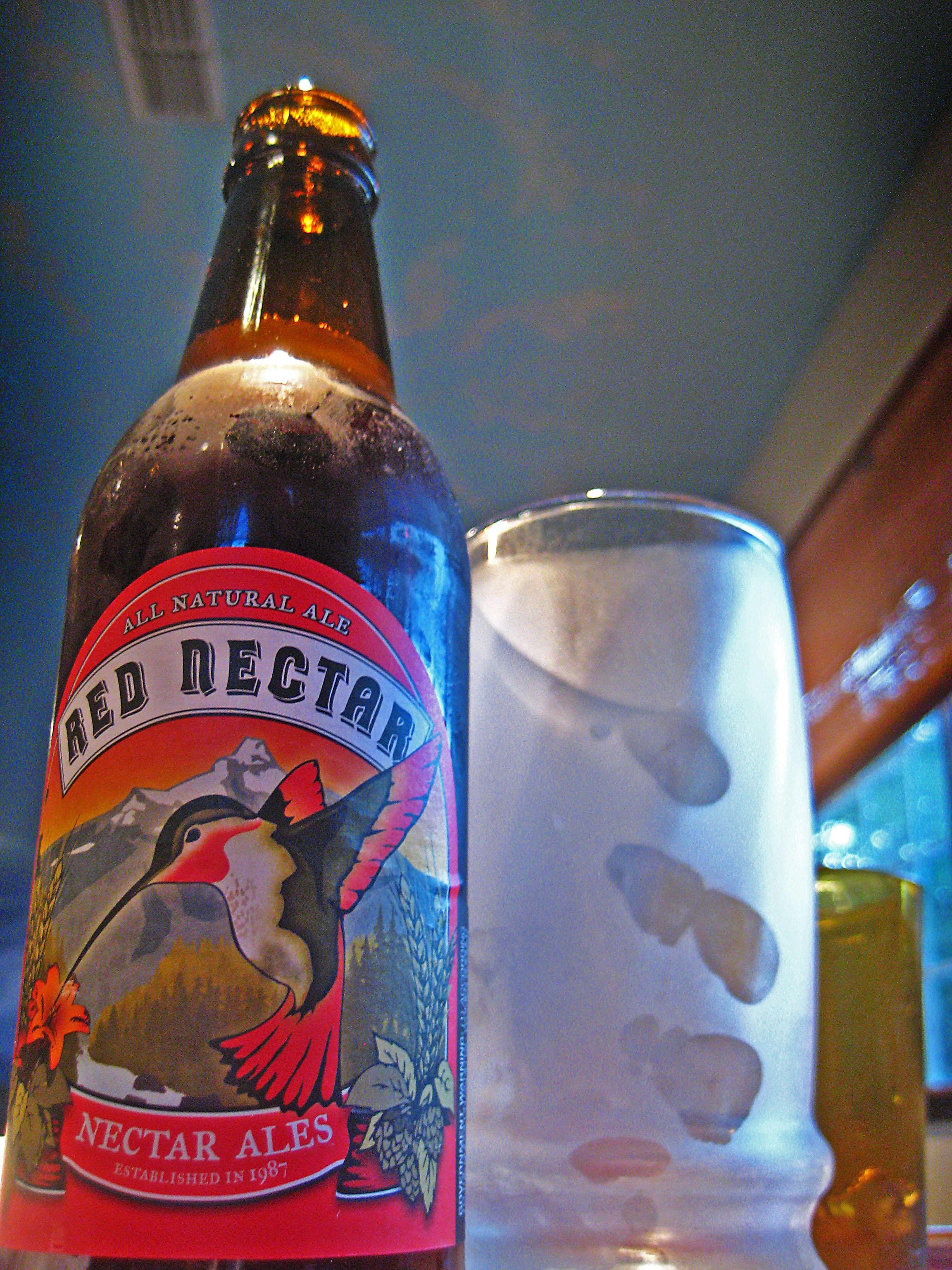 My salvation, beer.
