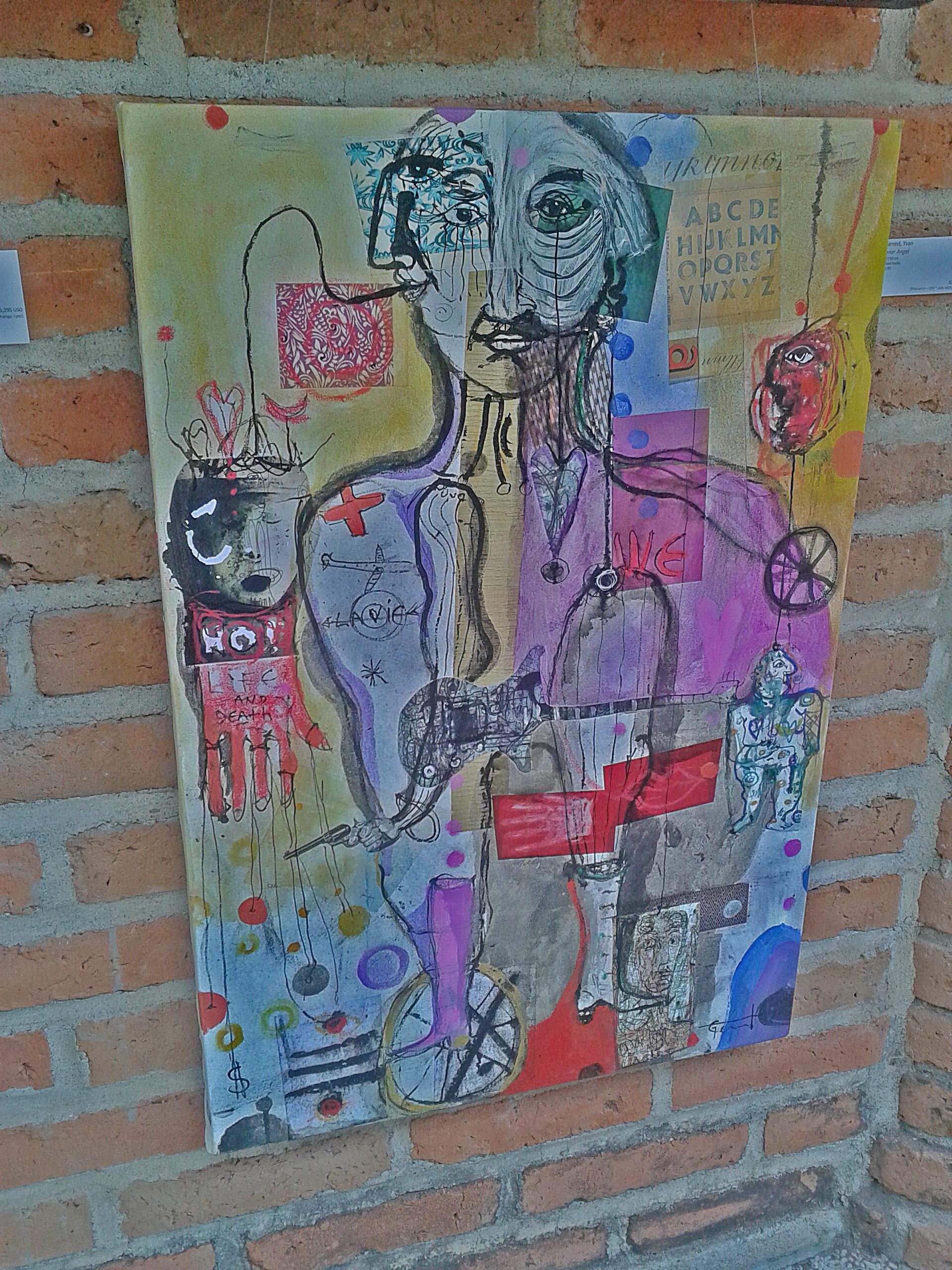 Brewster Brockmann artwork