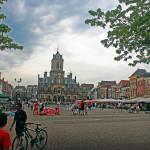 Delft - Town centre.