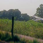 Random Plane somewhere in Western Netherlands.