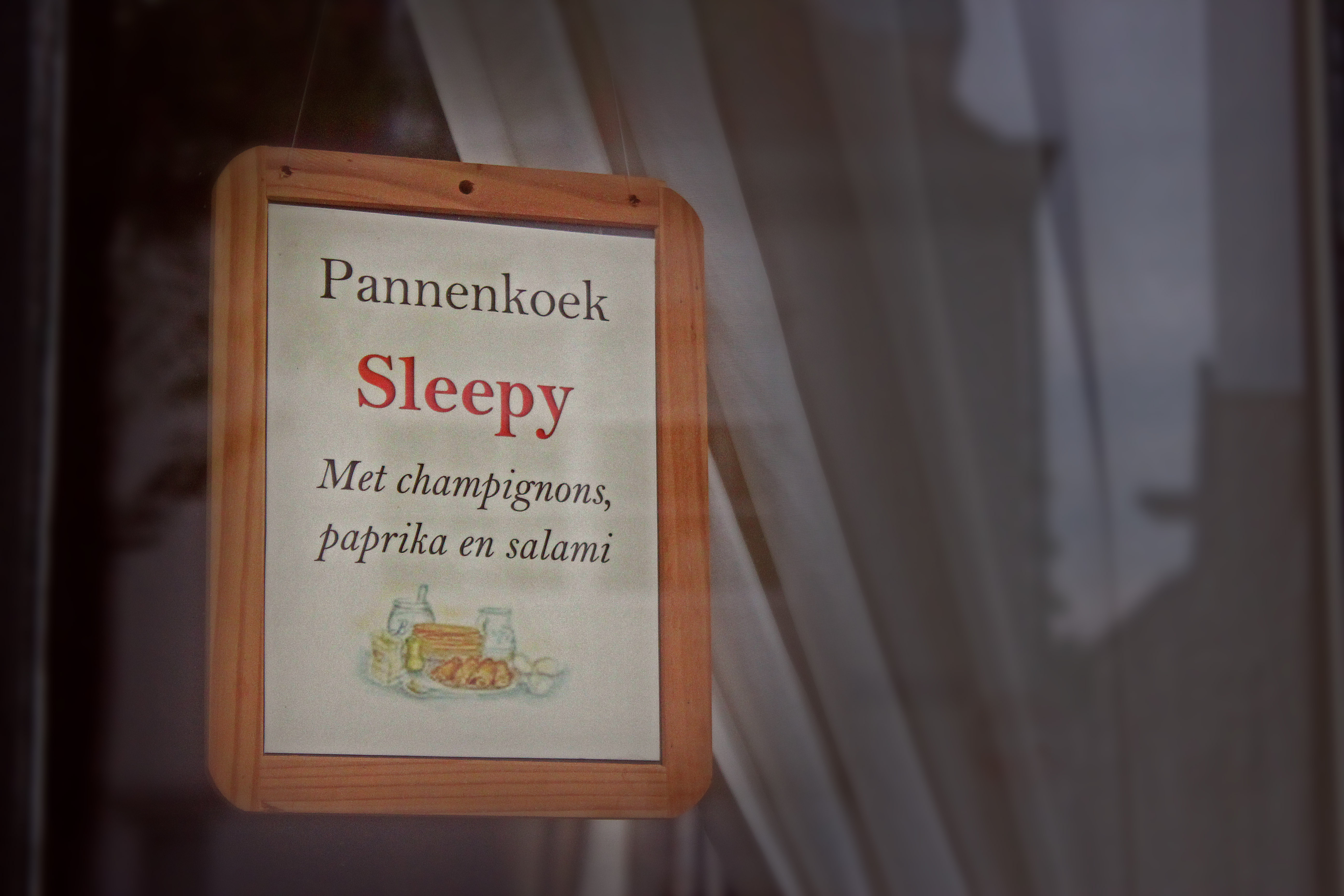 Seven Dwarfs themed Pancake Place, Middelburg.