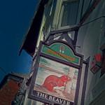 Bar in Beverly.
