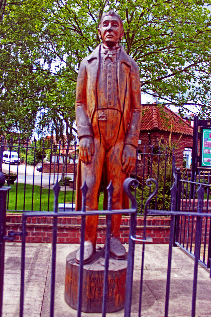 William Bradley - Tallest Man of Market Weighton, UK