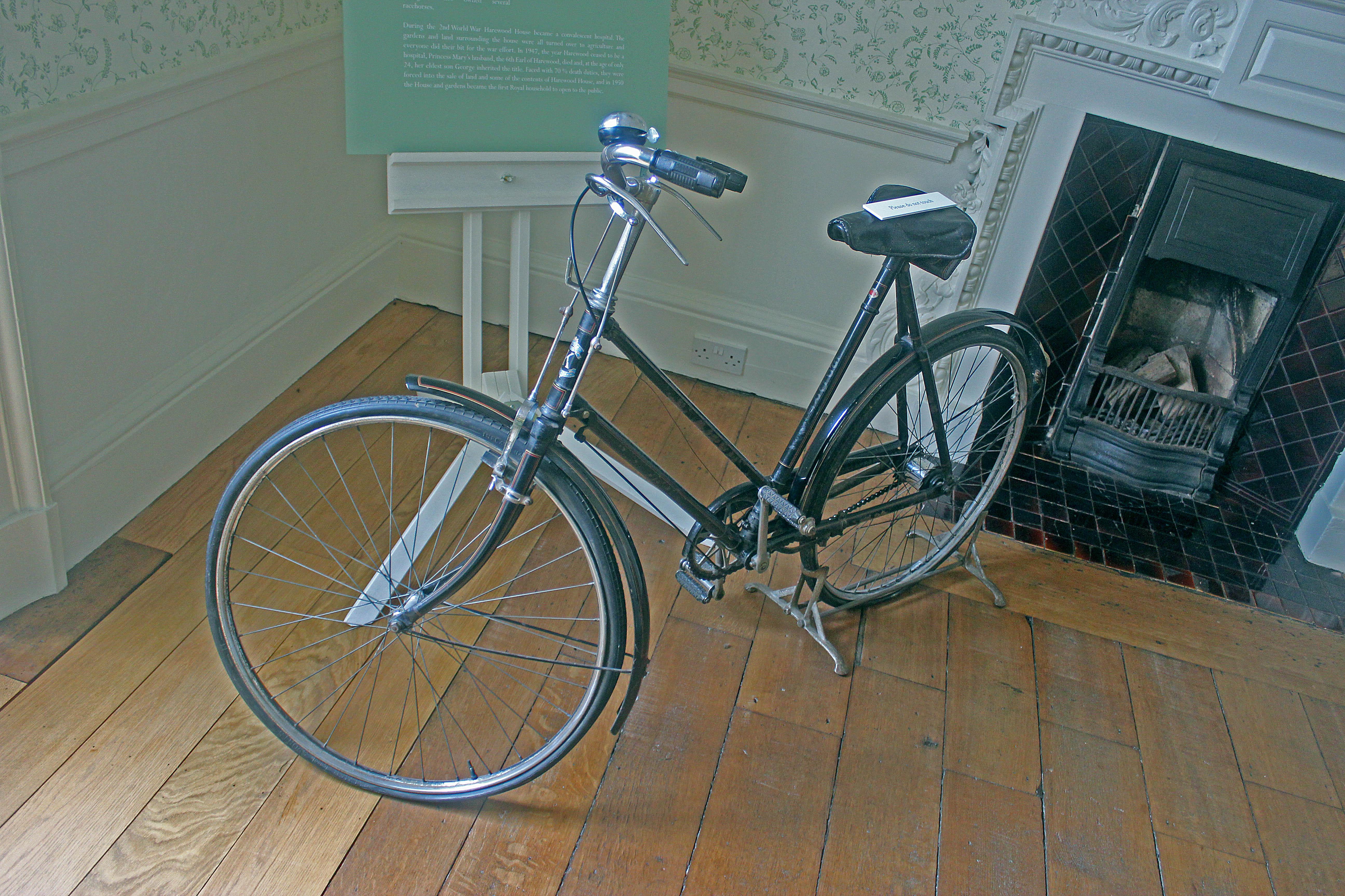 Bike in Harewood
