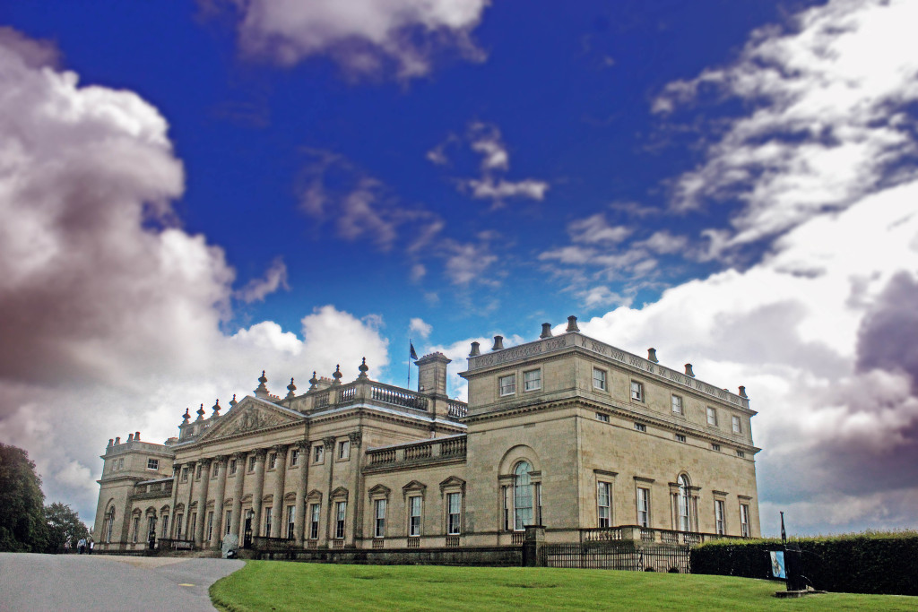 Harewood House, UK