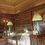 Library, Harewood, UK