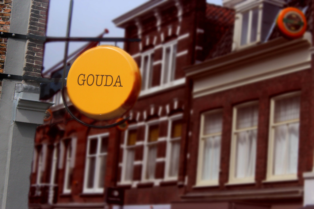 Gouda, land of Cheese, Beer and a wonderful old town.