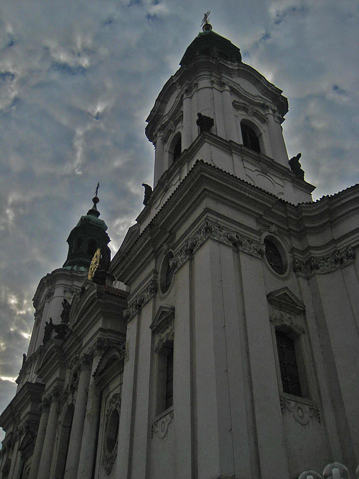 Church of St. Nicholas, Prague.