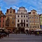 Old Town Square, Prague.