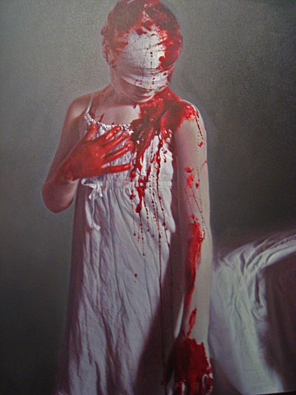 Helnwein - Disasters of Wars 3