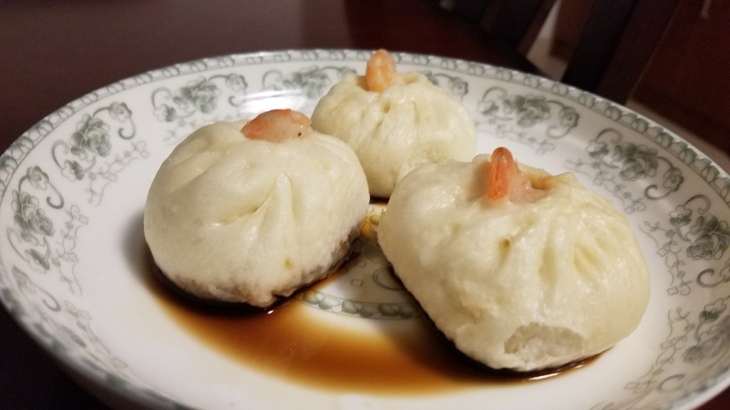 shrimp pork dumplings from my local RT Market